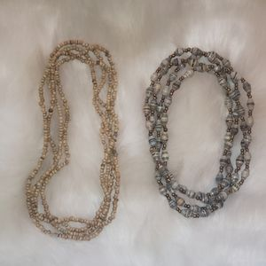 Jewelry - Set of 2 Super Long Vintage Necklaces
